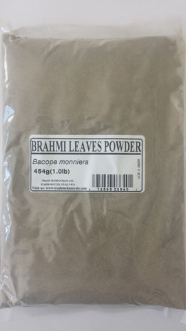 BRAHMI LEAVES POWDER (Bacopa monnieri) - Trade Technocrats Ltd