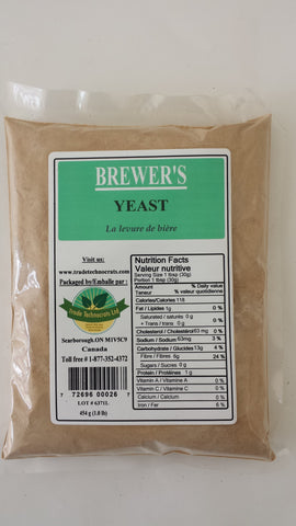 BREWER'S YEAST DEBITTERED - Trade Technocrats Ltd