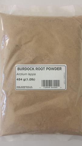 BURDOCK ROOT POWDER - Trade Technocrats Ltd