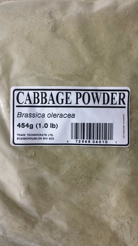 CABBAGE POWDER - Trade Technocrats Ltd