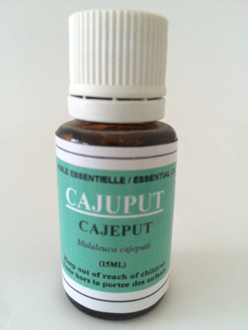 CAJUPUT OIL 15ml - Trade Technocrats Ltd