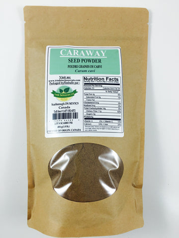 CARAWAY SEED POWDER - Trade Technocrats Ltd