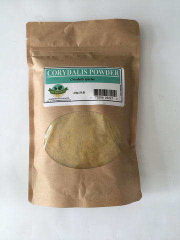 CORYDALIS POWDER - Trade Technocrats Ltd