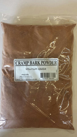 CRAMPBARK POWDER - Trade Technocrats Ltd