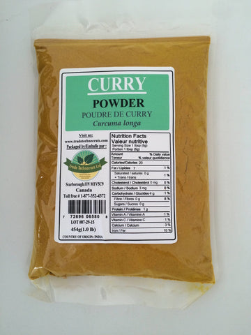 CURRY POWDER - Trade Technocrats Ltd