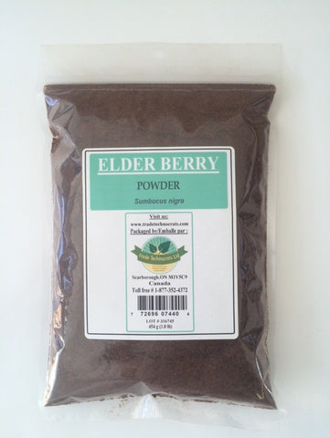 ELDERBERRY POWDER - Trade Technocrats Ltd