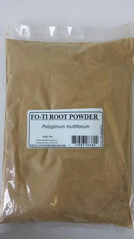FO-TI ROOT POWDER - Trade Technocrats Ltd