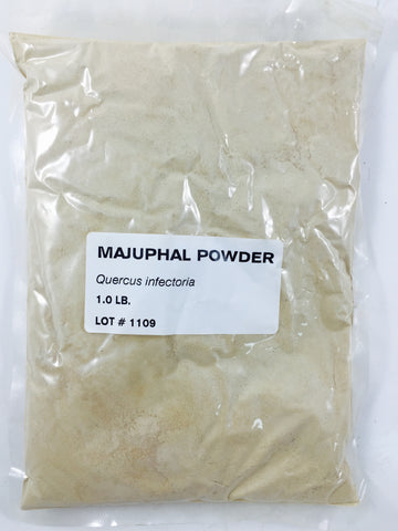 MAJUPHAL POWDER - Trade Technocrats Ltd