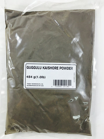 KAISHORE GUGGULU POWDER - Trade Technocrats Ltd