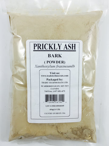 PRICKLY ASH BARK POWDER - Trade Technocrats Ltd