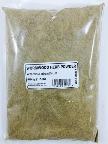 WORMWOOD POWDER - Trade Technocrats Ltd