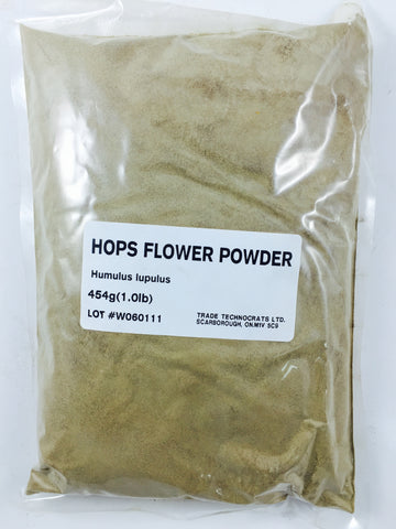 HOPS FLOWER POWDER - Trade Technocrats Ltd