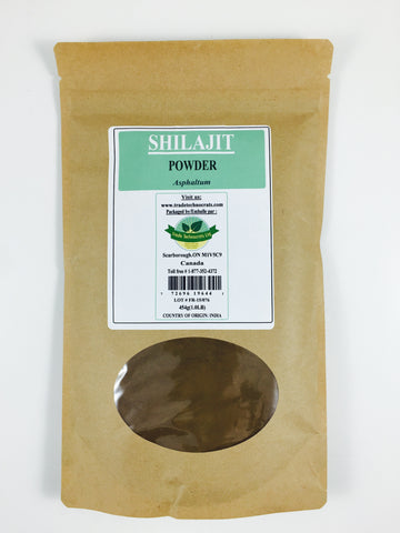 SHILAJIT POWDER - Trade Technocrats Ltd