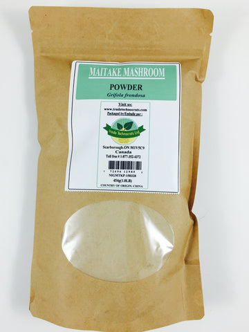 MAITAKE MUSHROOM POWDER - Trade Technocrats Ltd