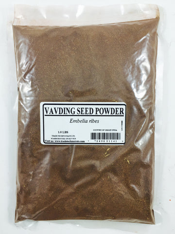 VAVDING SEEDS POWDER - Trade Technocrats Ltd