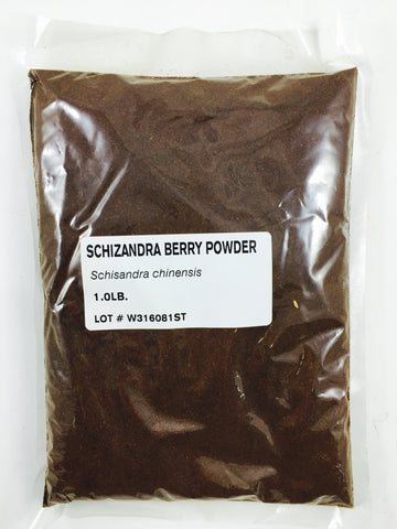 SCHIZANDRA BERRY POWDER - Trade Technocrats Ltd