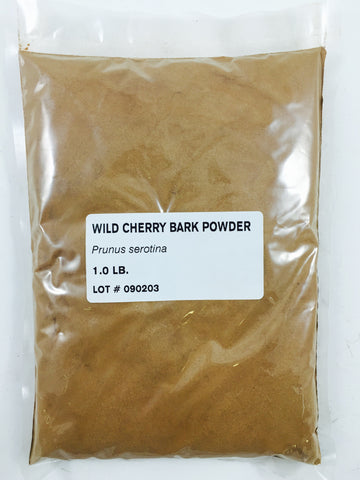 WILD CHERRY BARK POWDER - Trade Technocrats Ltd