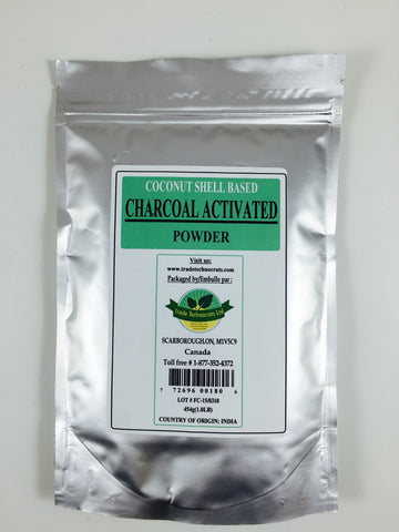 ACTIVATED CHARCOAL (COCONUT SHELL BASED) - Trade Technocrats Ltd