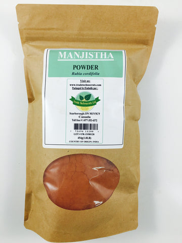 MANJISTHA POWDER - Trade Technocrats Ltd