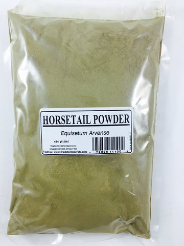 HORSETAIL (SHAVEGRASS) POWDER - Trade Technocrats Ltd