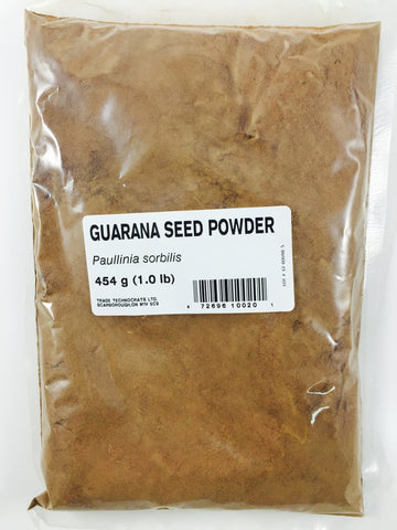 GUARANA SEED POWDER - Trade Technocrats Ltd