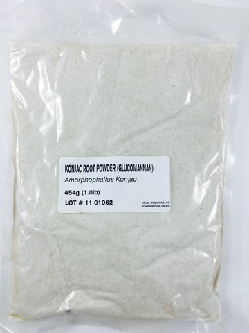 KONJAC ROOT (GLUCOMANNAN) POWDER - Trade Technocrats Ltd
