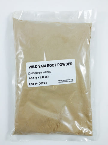 WILD YAM ROOT POWDER - Trade Technocrats Ltd - 1