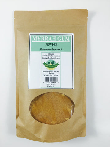 MYRRH GUM POWDER - Trade Technocrats Ltd