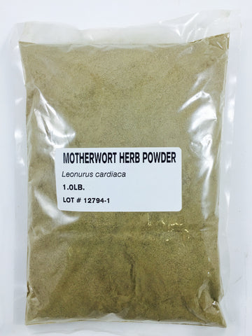 MOTHERWORT HERB POWDER - Trade Technocrats Ltd
