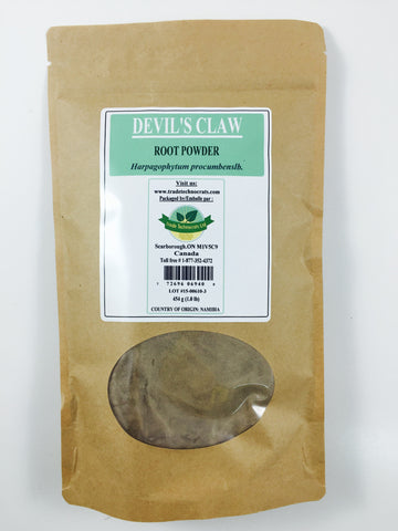 DEVIL'S CLAW ROOT POWDER - Trade Technocrats Ltd