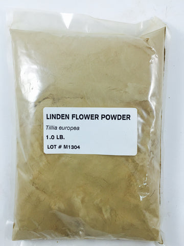 LINDEN FLOWER POWDER - Trade Technocrats Ltd