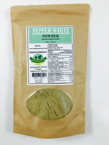 PEPPER WHITE POWDER - Trade Technocrats Ltd