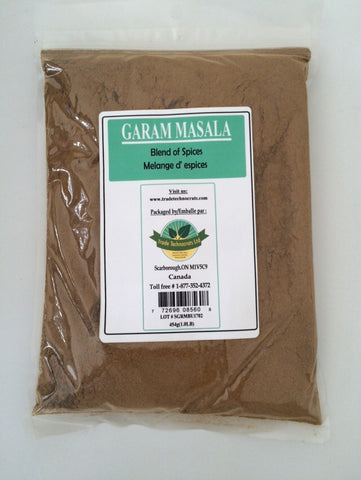 GARAM MASALA - Trade Technocrats Ltd
