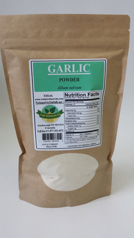 GARLIC POWDER - Trade Technocrats Ltd