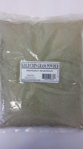 GOLD COIN GRASS POWDER - Trade Technocrats Ltd