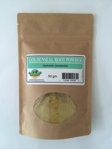 GOLDENSEAL ROOT POWDER - Trade Technocrats Ltd - 1