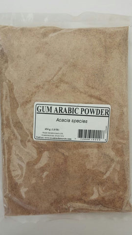 GUM ARABIC POWDER - Trade Technocrats Ltd