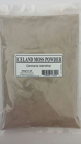 ICELANDIC MOSS POWDER - Trade Technocrats Ltd