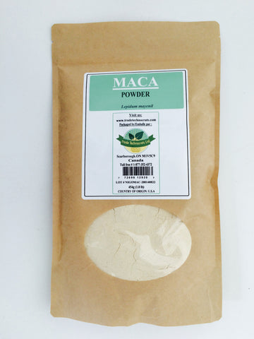 MACA POWDER - Trade Technocrats Ltd