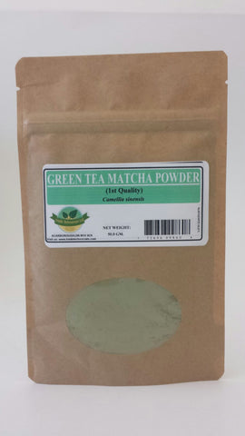 GREEN TEA MATCHA 1ST. QUALITY - Trade Technocrats Ltd - 1