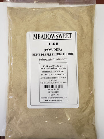 MEADOWSWEET HERB POWDER