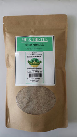 MILK THISTLE SEED POWDER - Trade Technocrats Ltd