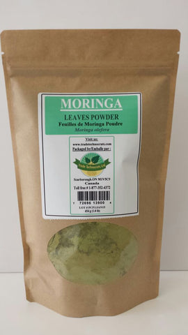 MORINGA LEAVES POWDER - Trade Technocrats Ltd