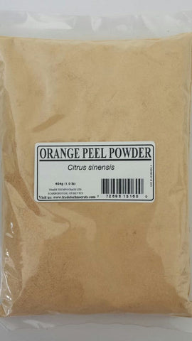 ORANGE PEEL POWDER - Trade Technocrats Ltd