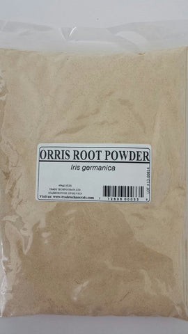 ORRIS ROOT POWDER - Trade Technocrats Ltd