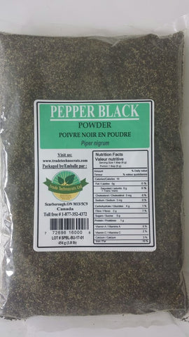 PEPPER BLACK POWDER - Trade Technocrats Ltd