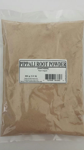 PIPPALI ROOT POWDER (GANTHODA) - Trade Technocrats Ltd