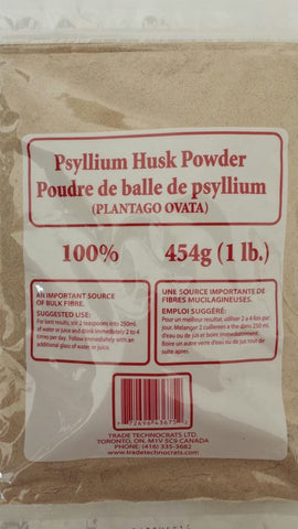 PSYLLIUM HUSK POWDER - Trade Technocrats Ltd