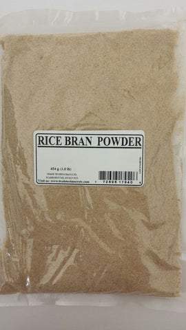 RICE BRAN POWDER - Trade Technocrats Ltd