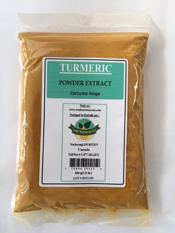 TURMERIC POWDER EXTRACT - Trade Technocrats Ltd